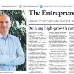 Business Weekly Cambridge Innovation Capital feature