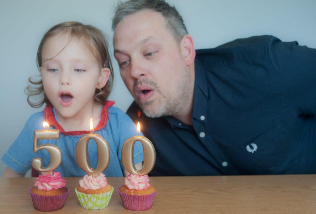 Wymondham IVF clinic Yvie Chase and dad Ryan