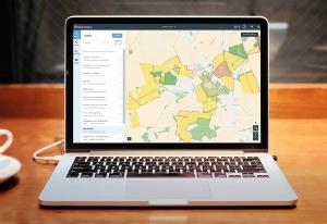 fieldmargin tech - web interface EDIT