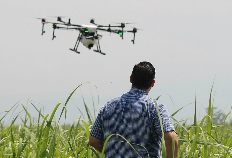 Farming - drone technology